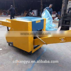 Used waste textile recycling mahcine textile cutter
