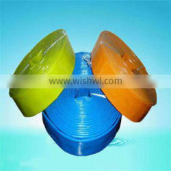 """high flexible 2"""" pvc irrigation water hose pipe"""