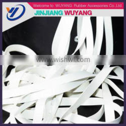 Wuyang wholesale elastic tape rubber band elastic rubber tape for underwear elastic Quality Choice