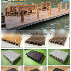 Customized size pvc decking board interior/exterior /Waterproof /painting