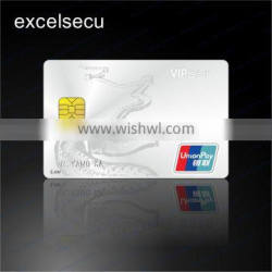 Full Colour Printed Single Card Holders bank ATM cards made