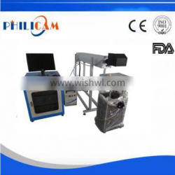 CE FDA and ISO cnc laser co2 50w marking machine