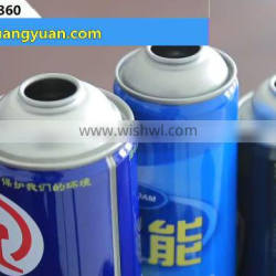 latas and metal container