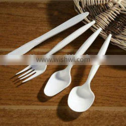 PP disposable plastic cutlery set
