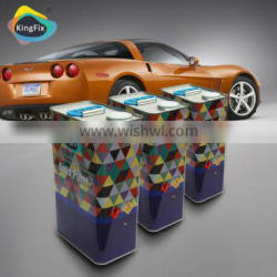 with Sand Paper good covering power acrylic car paint