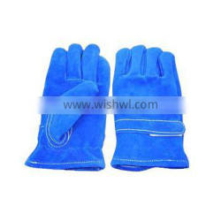 Working gloves Cow grain leather/2017 New Cow Split Welding Gloves Industry Protective Working Gloves