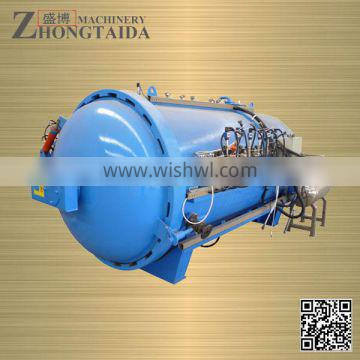 Autoclave Infrared Vulcanization Evenly