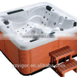 JY8012 cheapest bathtub,home swim pool,ozone hydrotherapy home spa