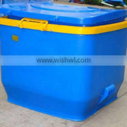 HDPE automatic fish meal dispenser