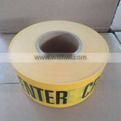 Warning tape,Plastic Barricade Tapes,warning tape OP013 - hot product