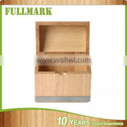 New stackable new products wooden houseware