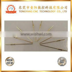 High pricision high quality colorful brass straight pins with competitive price