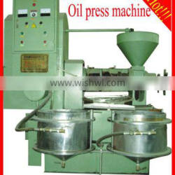 High quality and high output D series oil press, oil press machine, olive oil press machine Wanqi brand