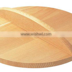 Wooden Lid for Cooking Pot Ryori Nabe for Yukihira Nabe Made in Japan