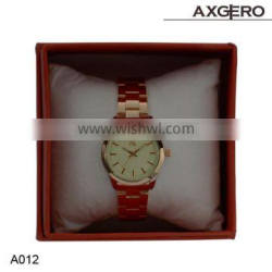 High Quality Custom paper watch packaging box wholesale