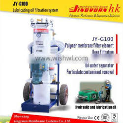 High profit and low risk engine oil water separator for engineering machinery