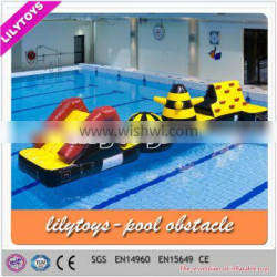 inflatable water obstacles, giant inflatable water toys, commercial inflatable sports