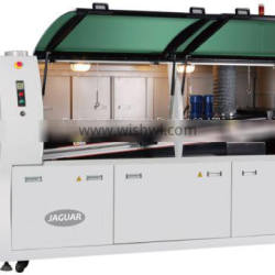LED-FREE FULL AUTOMATION HOT AIR WAVE SOLDER ELECTRONIC LINE MACHINE