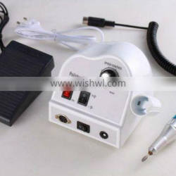 electric manicure pedicure nail file drill&electric medicure tools