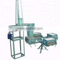 2017 New Type school blackboard chalk piece moulding making machine price China for sale