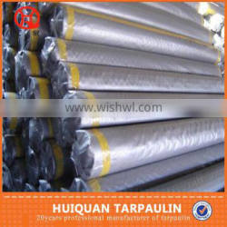 Waterproof tarpaulin on roll