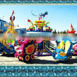 More than 10 years experience in cheap blue star amusement rides direct supplier