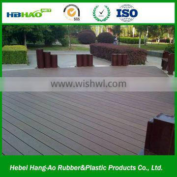 Wood Plastic Composite Decking / WPC Board / wpc decking/Flooring Hollow Decking