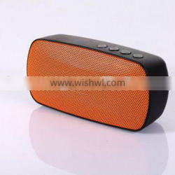 2016 New Design Portable Wireless MIni Bluetooth Speaker Water-Proof Bluetooth Speaker with FM Radio and TF Card