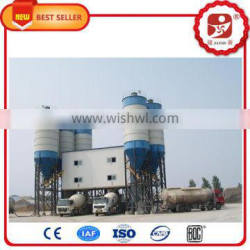 Impeccable Concrete Mixing plant HLS60 60m3/h construction equipment for sale with CE approved
