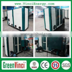 Greenvinci Biomass hot air generator drying machine for car accessories drying hot sale in Thailand