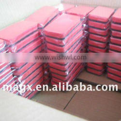 Red Color Whiteboard Eraser With Magnetic