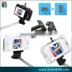 new mobile phones accessory 2016 hot selling selfie stick