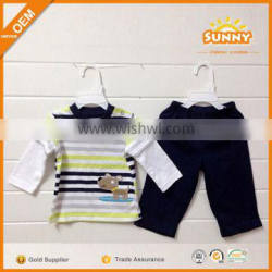 Eco-friendly Clothes for Children with Children Summer Clothes Pictures