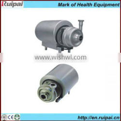 High flow rate electric centrifugal water pump
