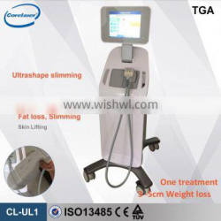Aft medical HIFU cellulite appliance Reduction