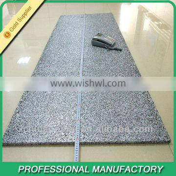 ultralight sound absorbing panel--crushed aluminum foam panel(closed cell)
