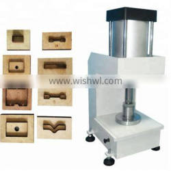 Wholesales Dongguan dumbbell pneumatic sample specimen cutter machine specimen cutting die look for oversea agents