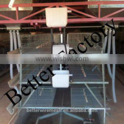 2015 BT-Factory new design H type poultry cages(Factory price) for Negria