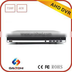 Best selling 4ch 720P/1mp P2P ahd hybrid usb cp plus dvr