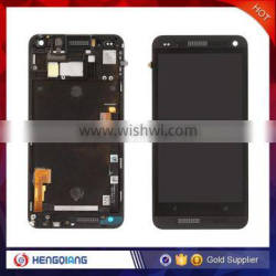 New black hot sale lcd touch screen digitizer Assembly replacement for HTC One M7