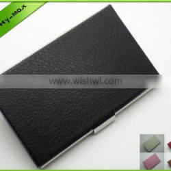Cheap id card holder leather card holder gift card holder business card holder