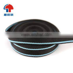 custom pp webbing tape polypropylene webbing strap for handbag strap