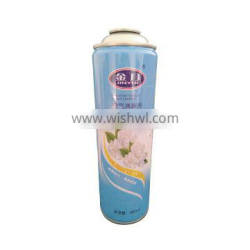 made in china empty aerosol spray can for refilling air freshener