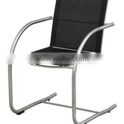 CH-C102 stainless steel chair mesh fabric chair