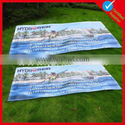 professional 380gsm flags and banners