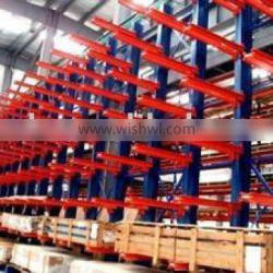double side cantilever rack with strong arms