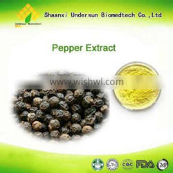 Factory Supply 98% Piperine from Black Pepper Seed Extract
