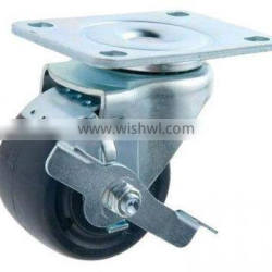 HEAVY DUTY CASTER - PLATE BRAKE (GS-5997B-02)