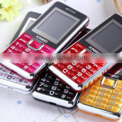 Jinpo manufature big font and easy operation mobile phone for old age people