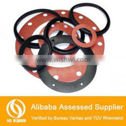 Customizable different size rubber mechanical sealing